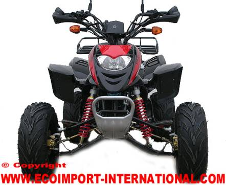 Atv quad furious feros homologue route 250cc