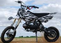 Dirt bike 125 tornado racing orion