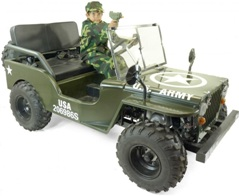jeep us army willys neo pas cher