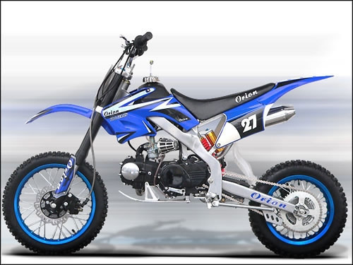 VENTE MOTO CROSS DIRT BIKE ORION 125cc
