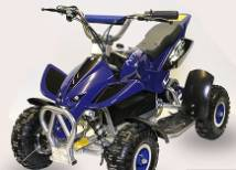Pocket quad diamond electrique